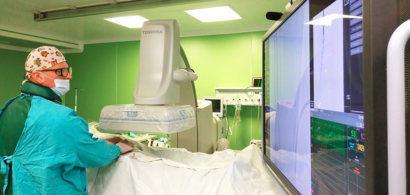 Modern medical equipment and technology